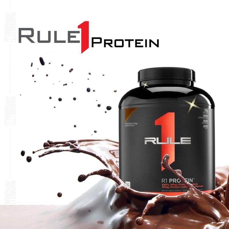 """Review Rule 1 R1 Protein- Whey Protein """"thần Thánh"""" Được Hàng Triệu Dân Tập Thể Hình Tin Dùng"""