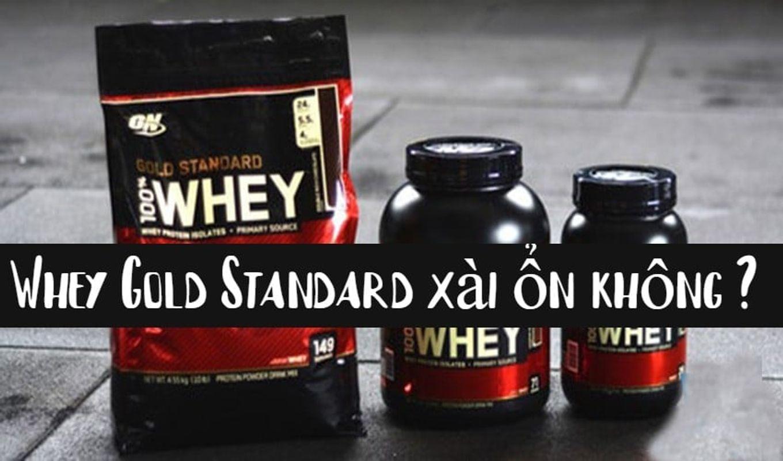 Whey Gold Standard Xài Ổn Không Mọi Người ? - Đánh Giá Chi Tiết Sản Phẩm