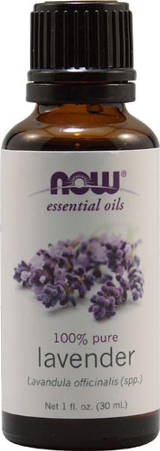 Tinh Dầu Hoa Oải Hương Now Essential Oils 30ml