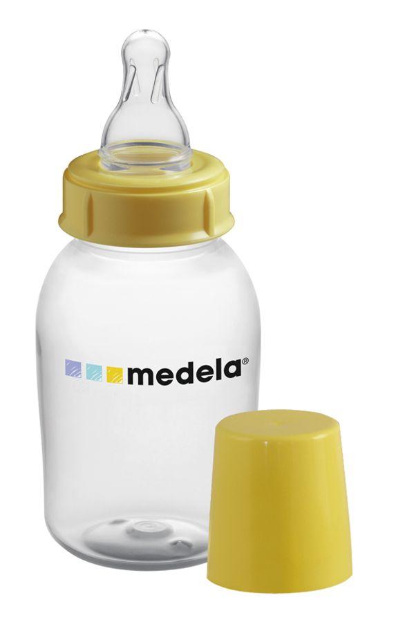 Bình Sữa Medela 150ml Núm Vú Size S (0-3m)