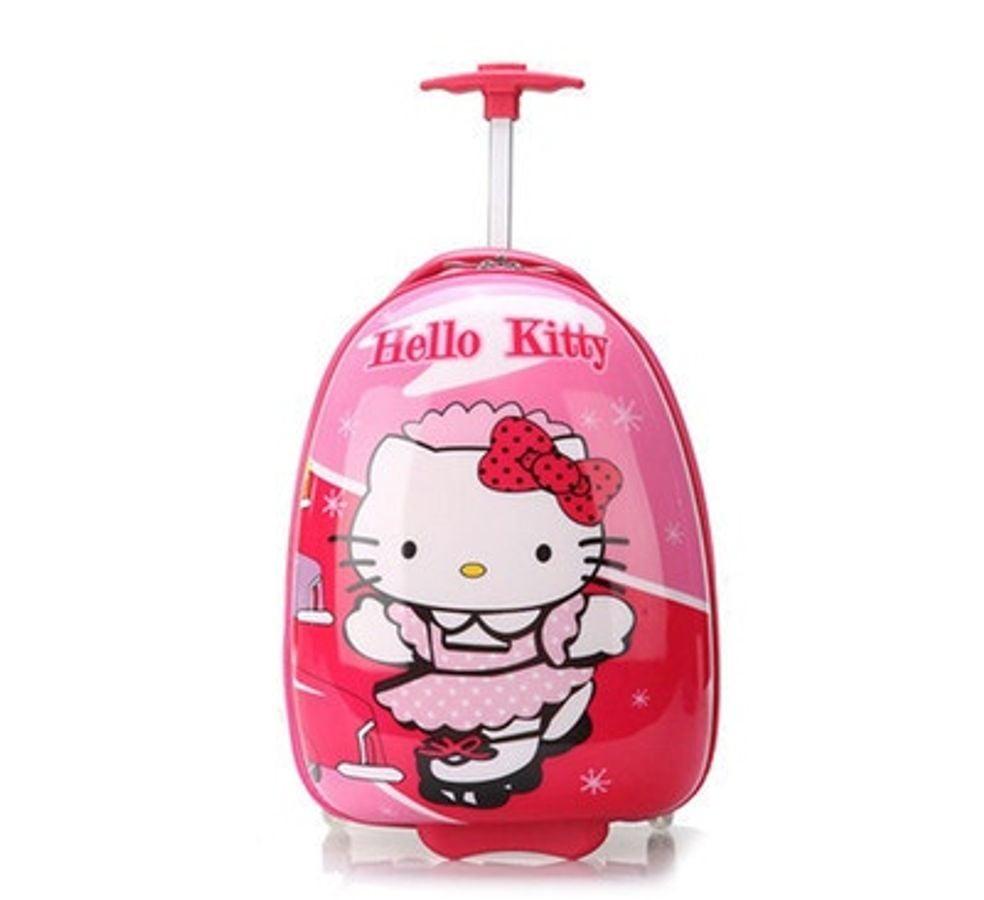 Vali Kéo Hello Kitty Cho Bé Gái