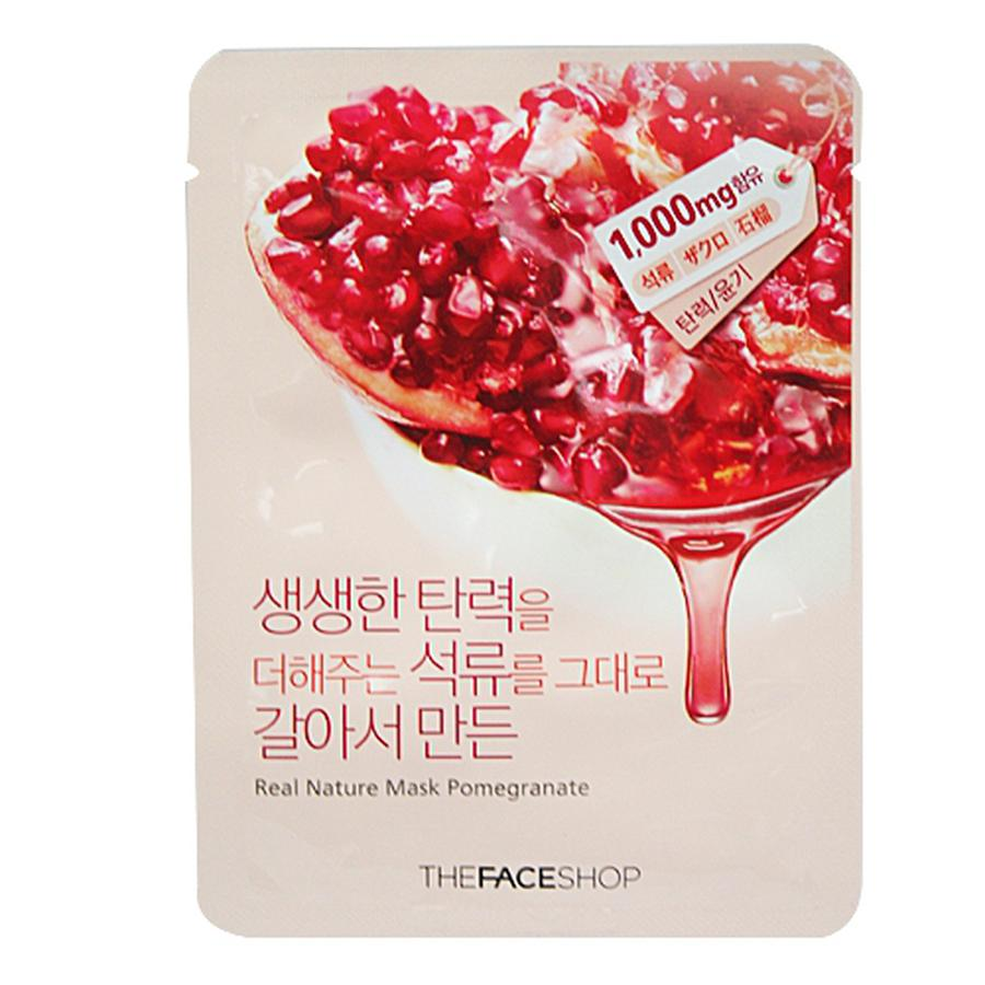 Mặt Nạ Real Nature Mask Sheet The Face Shop