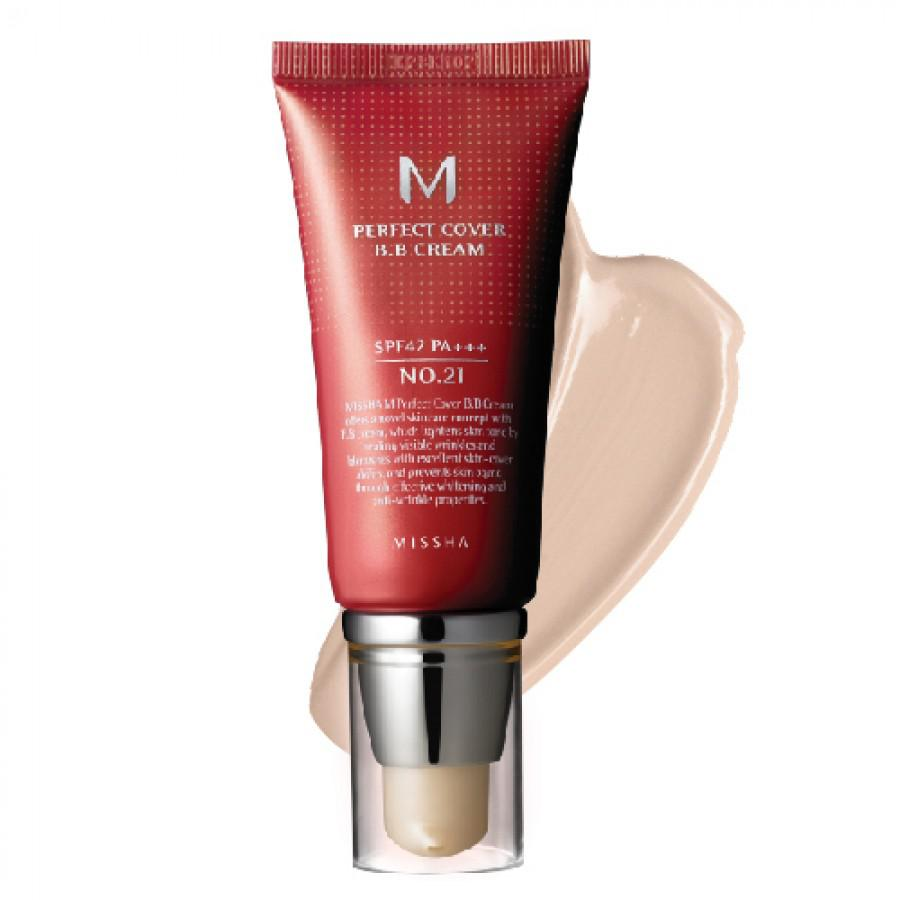 kem nền Missha M Perfect Cover BB Cream
