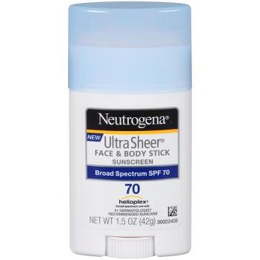 Sáp Chống Nắng Neutrogena Ultra Sheer Face & Body