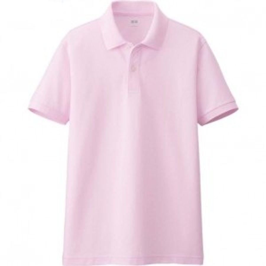 Áo Phông Uniqlo Polo Nam Dáng Có Cổ
