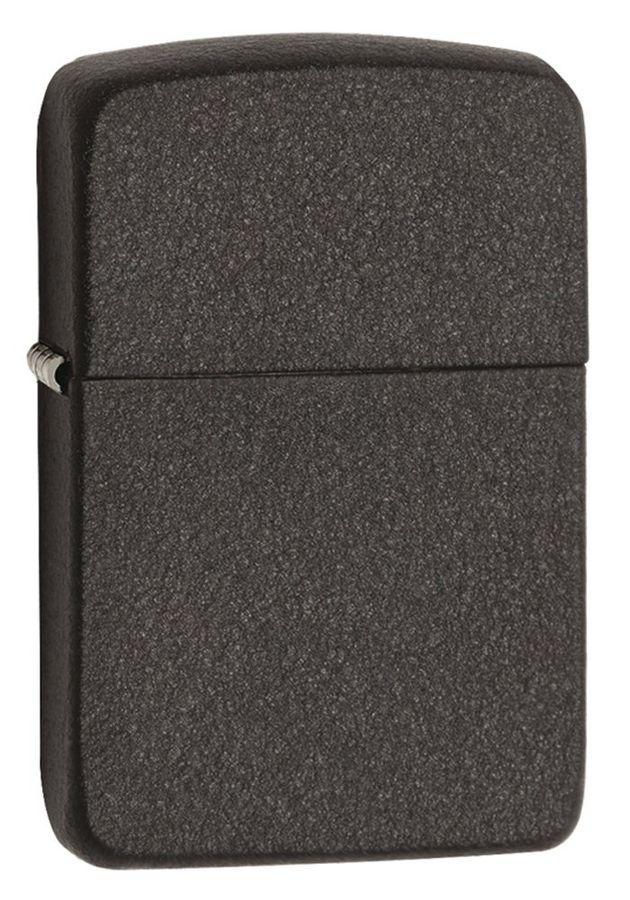 Bật Lửa Zippo 1941 Replica Black Crackle 28582