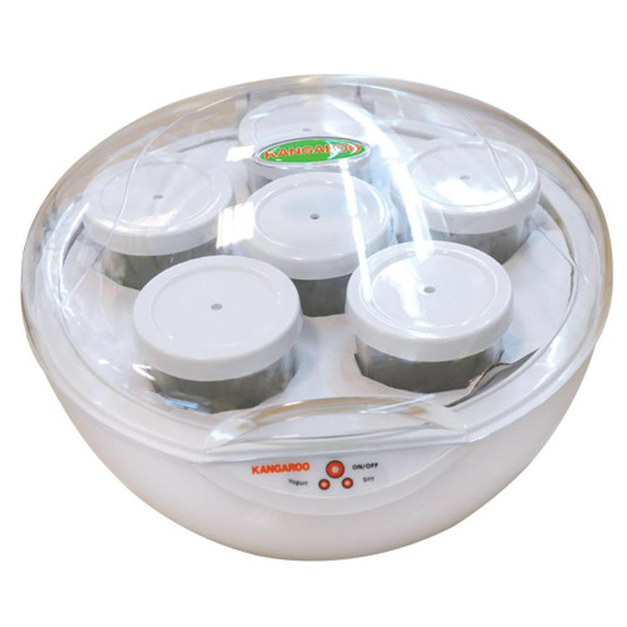 Máy Làm Sữa Chua Kangaroo KG80 (6 Cốc)