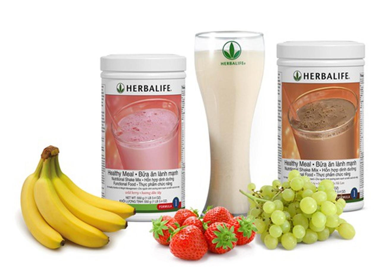 Sữa Herbalife Healthy Meal F1