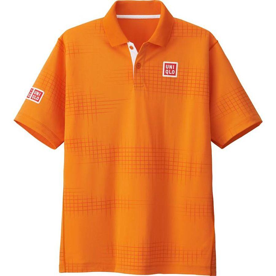 Áo Uniqlo Tennis EX Dry Giải Tennis Mở Rộng 2016