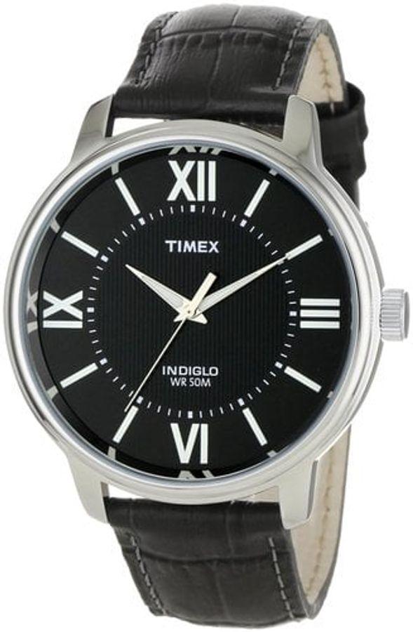 Đồng Hồ Timex Dây Da T2N693J Cho Nam