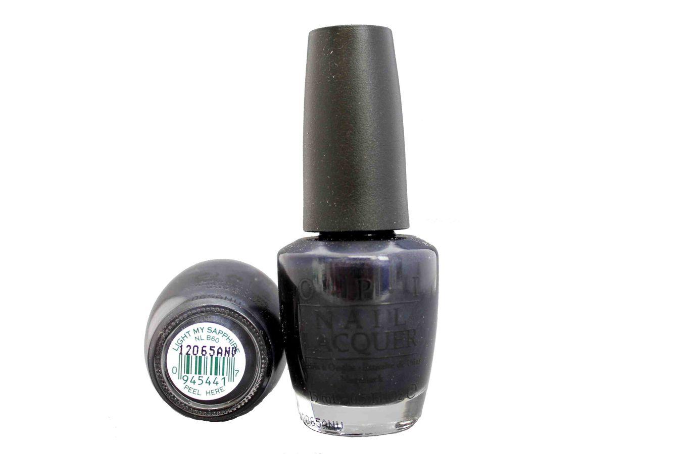 Sơn Móng Tay OPI NL B60 Light My Sapphire