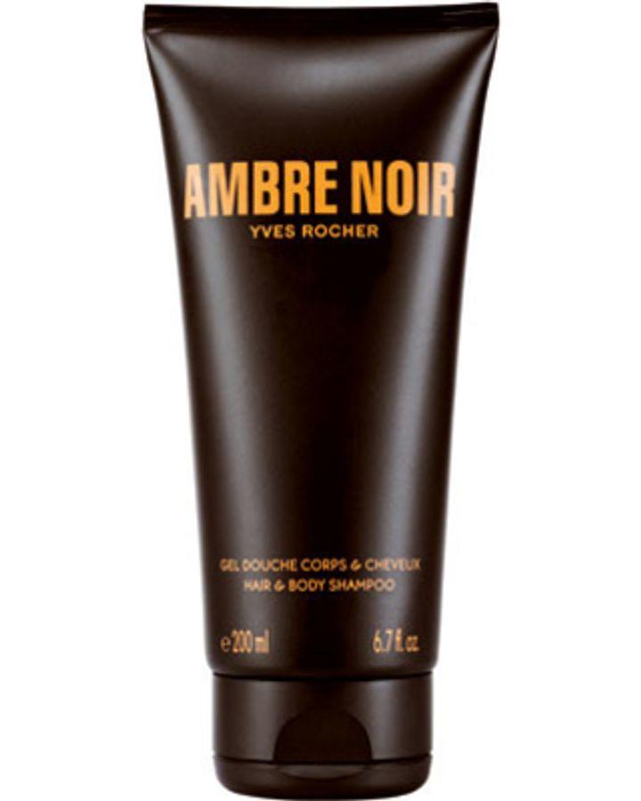 Sữa Tắm Cho Nam Ambre Noir Hair & Body Shampoo
