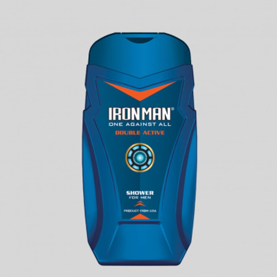 Sữa Tắm Cho Nam Ironman