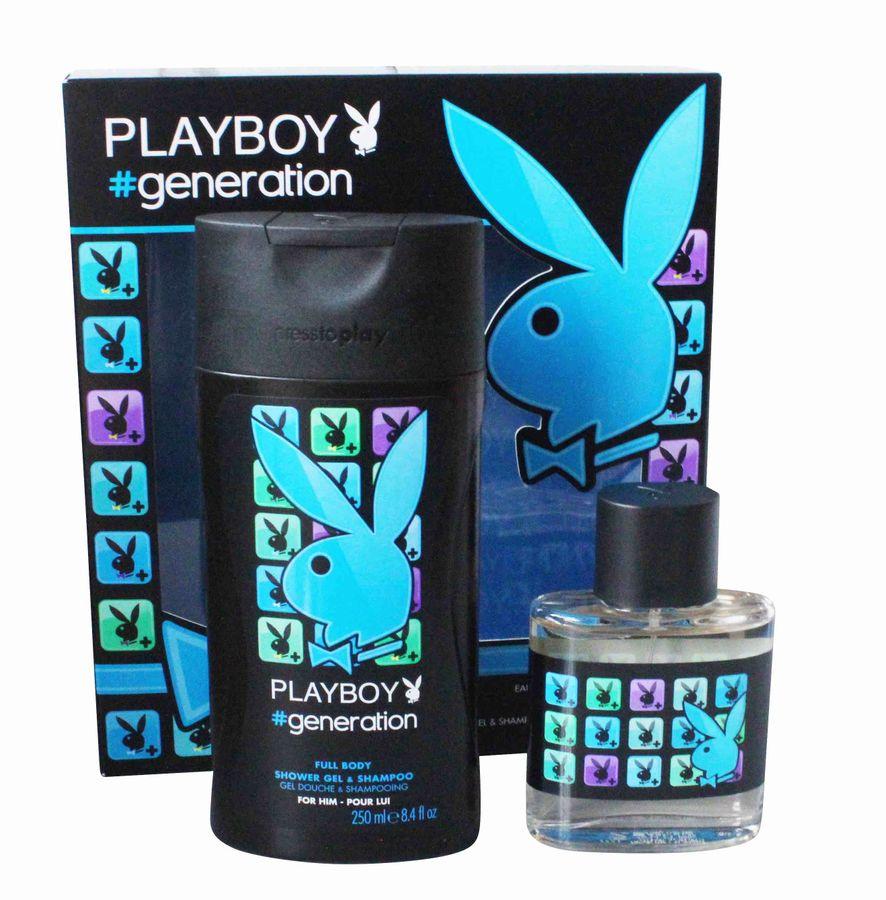 Sữa Tắm Cho Nam PlayBoy Generation 2 Trong 1