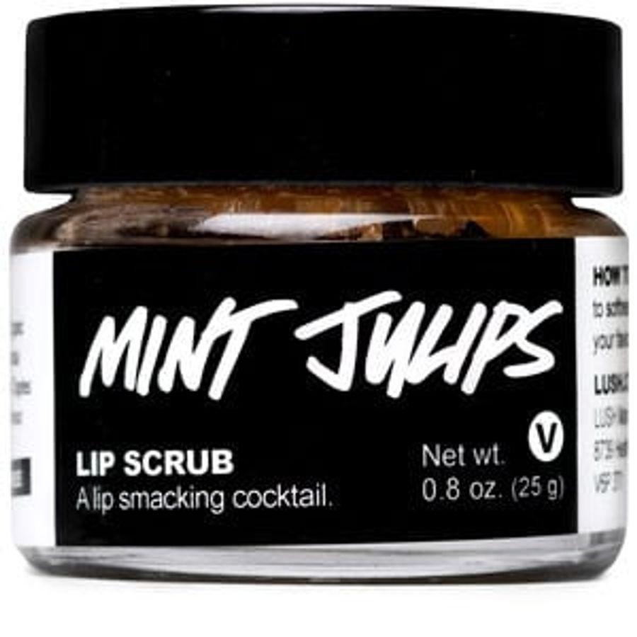 Tẩy Da Chết Môi Lush Bạc Hà Mint Julips