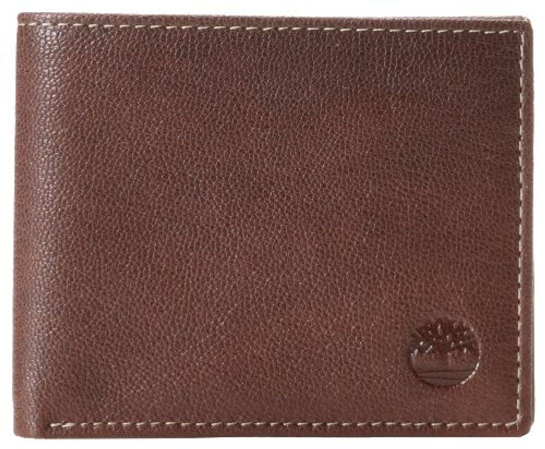 Ví Da Nam Timberland Men's Blix Leather