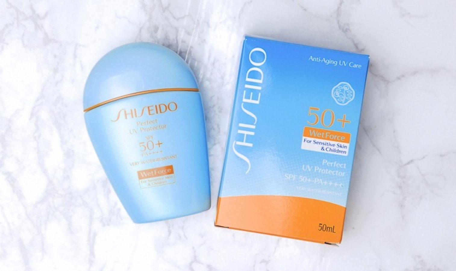 Kem Chống Nắng Shiseido Perfect UV Protector S