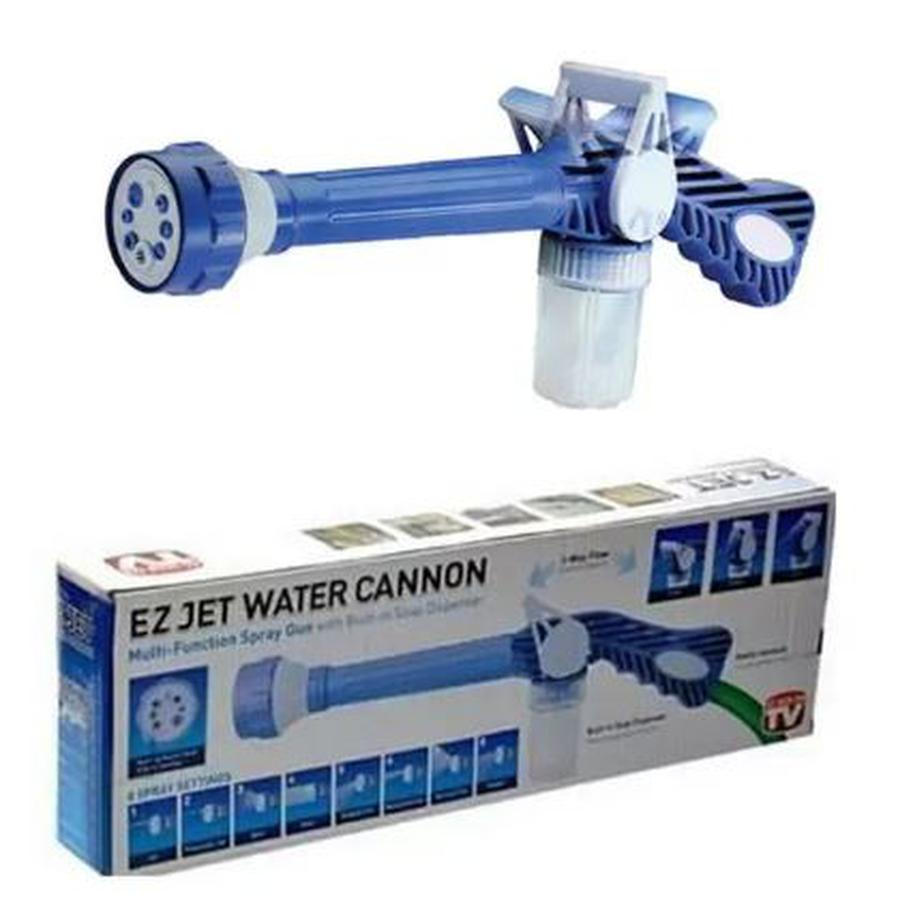 Vòi Xịt Nước Tăng Áp Ez Jet Water Canon (8 Chế Độ Xịt)
