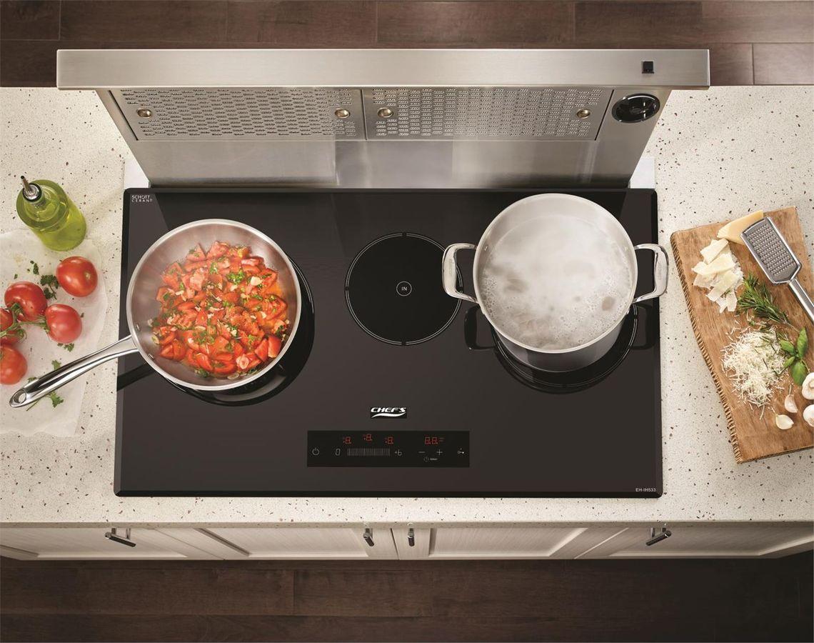 Bếp Từ Chefs EH-IH533 3 Vùng Nấu