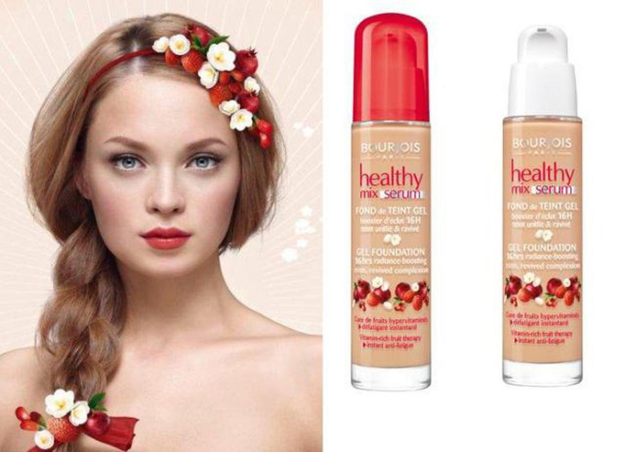 Kem Nền Bourjois Healthy Mix Serum Foundation
