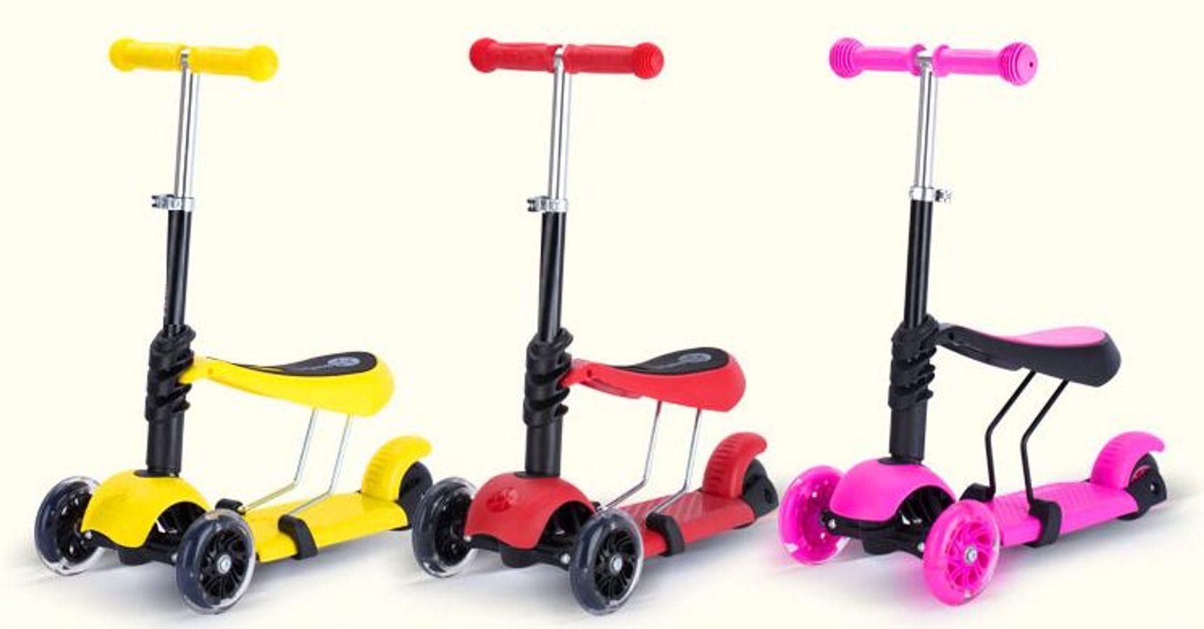 Xe Trượt Scooter 3 In 1 SC31 Cho Trẻ Em