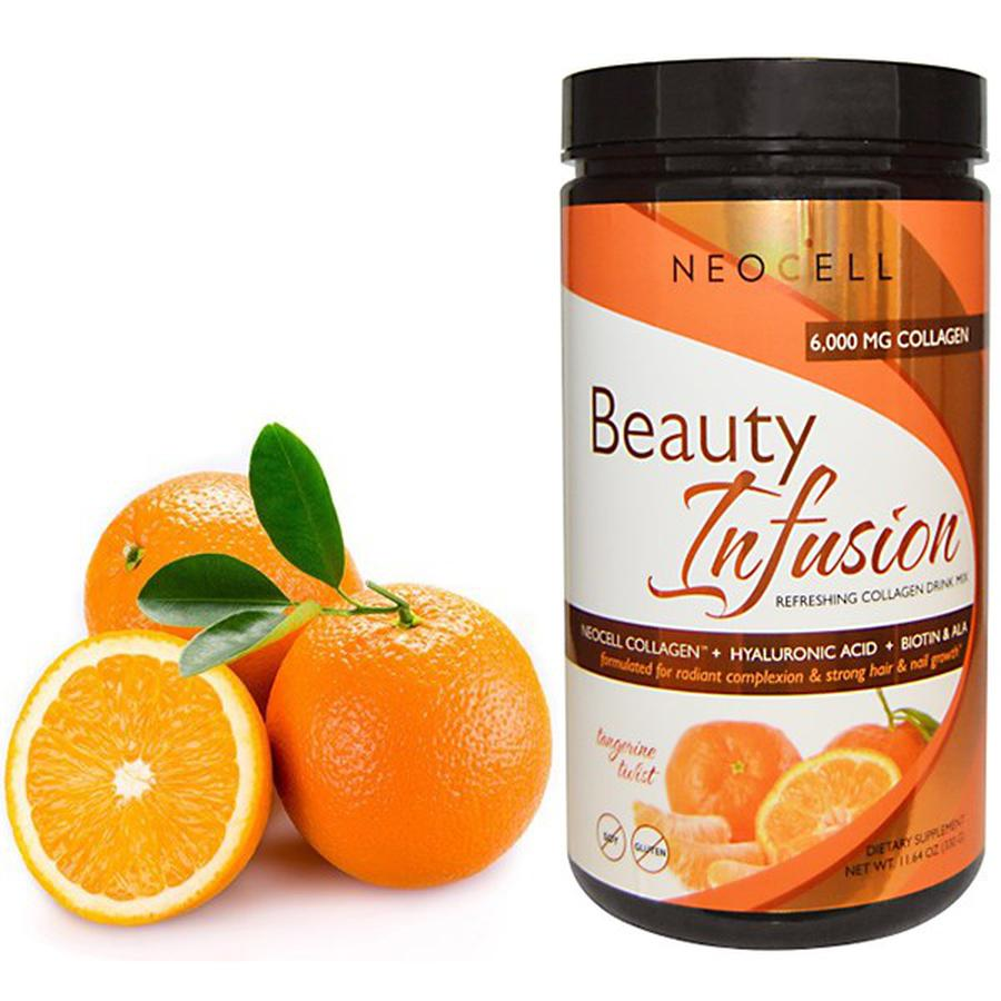 Bột Collagen Neocell Beauty Infusion 6000mg