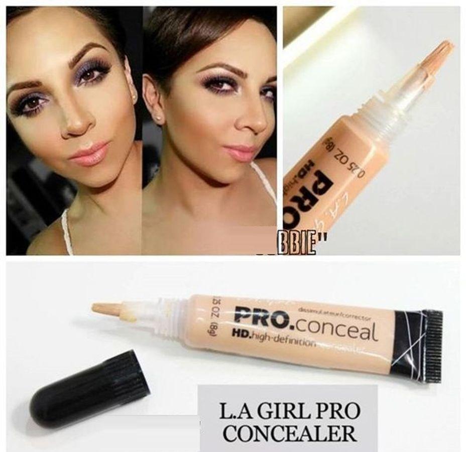 Kem Che Khuyết Điểm La Girl Pro Conceal HD Concealer
