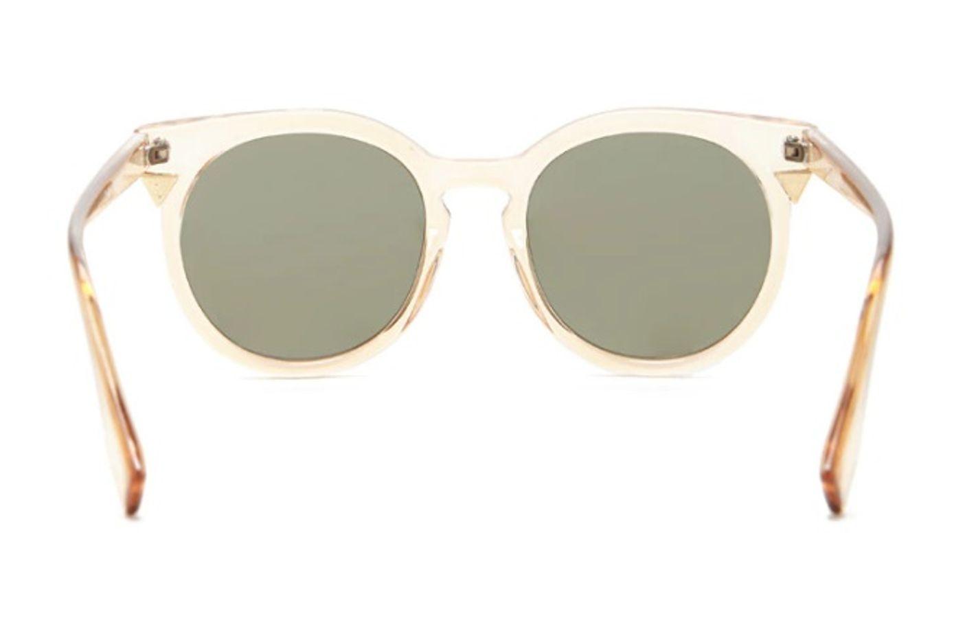 Kính Mắt F21 Sheer Round Sunglasses 1000214119