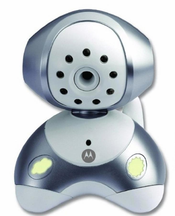 Máy Báo Khóc Camera Motorola MBP35