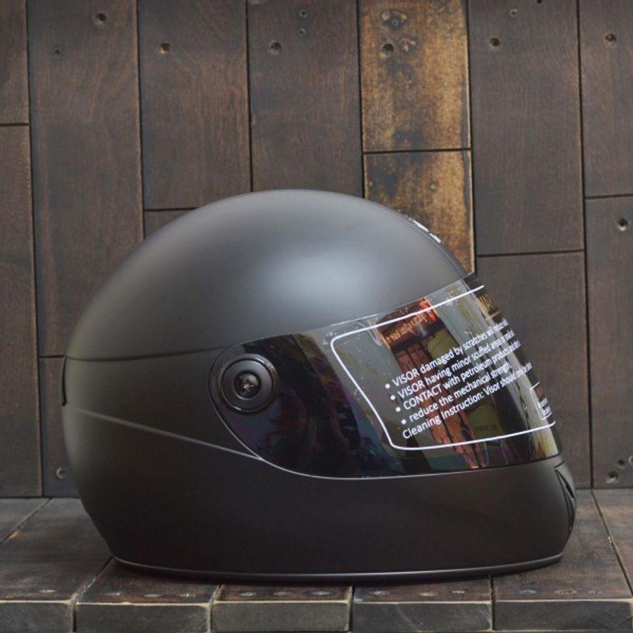 Mũ Bảo Hiểm Nguyên Đầu Royal M02