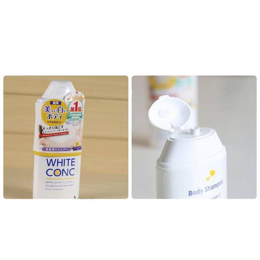 Sữa Tắm Dưỡng Da White Conc Body Nhật Bản