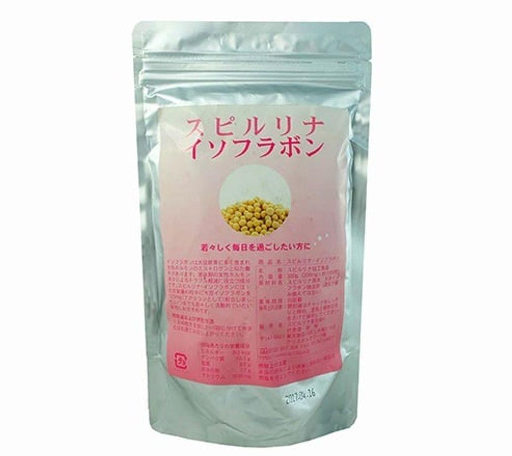 Tảo Spirulina Mầm Đậu Nành Nhật Bản - Bổ Sung Estrogen