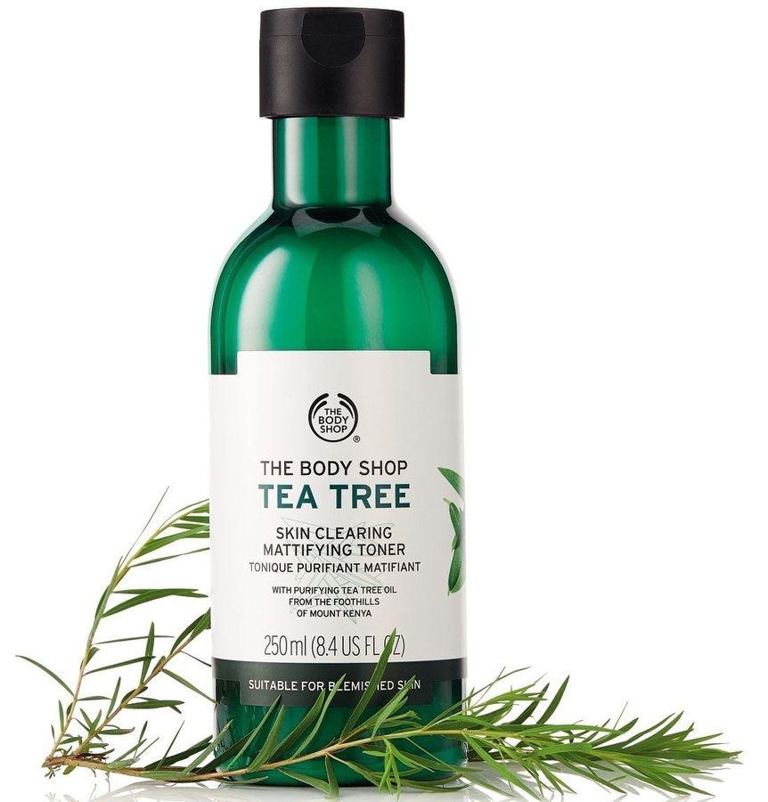 Tea Tree Skin Clearing Toner – Nước Cân Bằng Cho Da Mụn