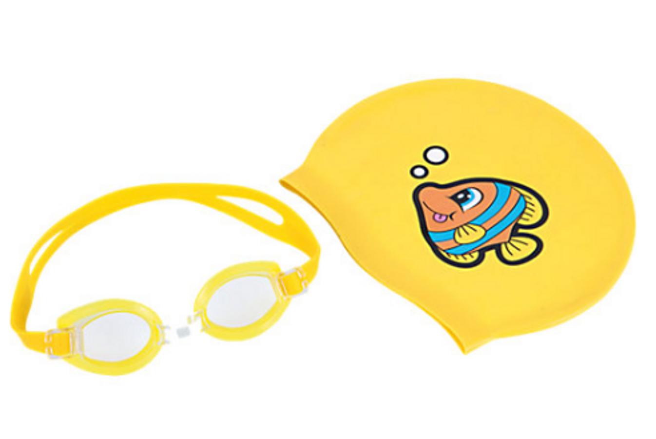 Bộ Mũ Và Kính Bơi Trẻ Em Bestway 26026