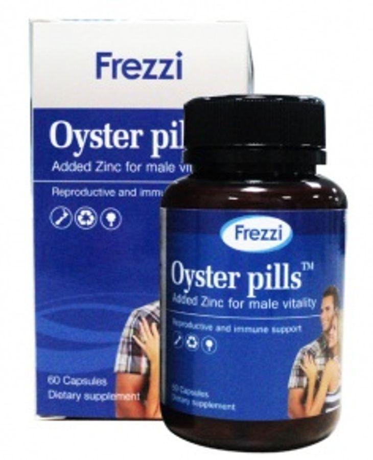 Frezzi Oyster Pills Tăng Cường Khả Năng Sinh Lý Nam