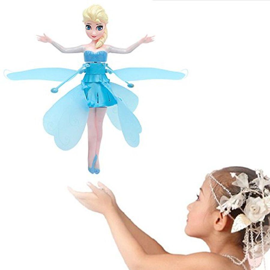 Đồ Chơi Cô Tiên Bay Cảm Ứng Flutterbye Flying Fairy Doll
