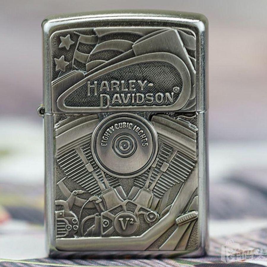 Bật Lửa Zippo 29266 Harley Davidson