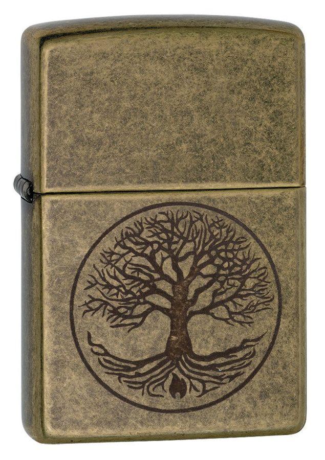 Bật Lửa Zippo 29149 Tree Of Life