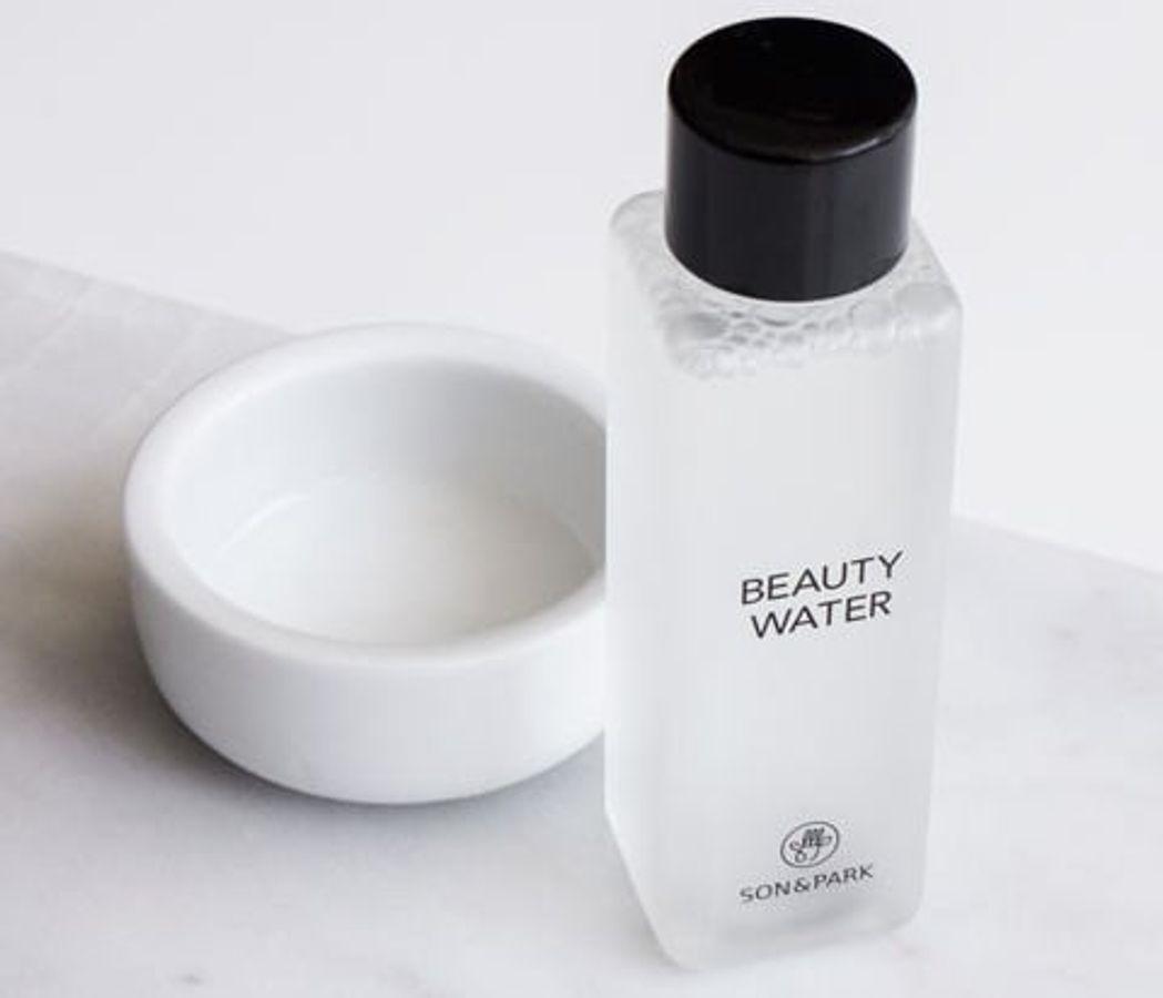 Nước Dưỡng Đa Năng Beauty Water  Son & Park Toner