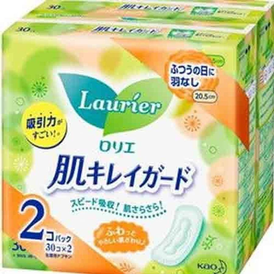Băng Vệ Sinh Laurier Nhật Siêu Mỏng