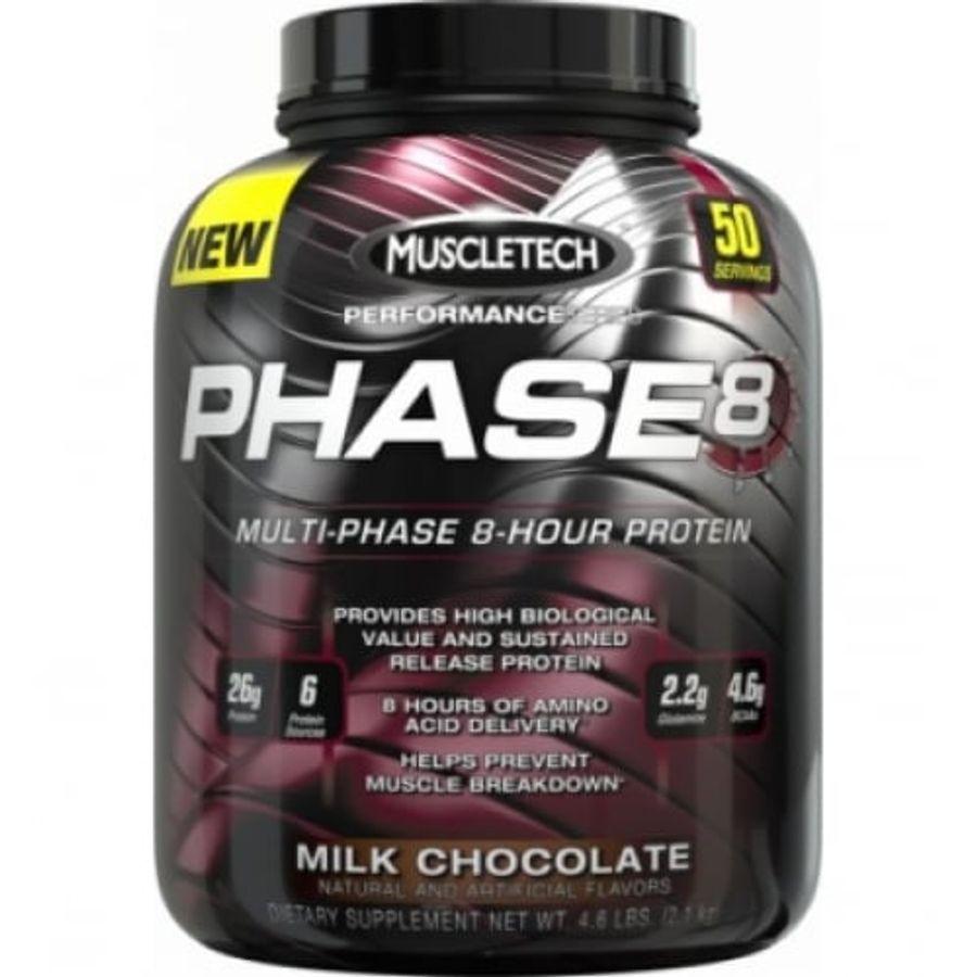 Sữa Tăng Cơ Phase 8 Muscletech 4lbs(1,82kg)
