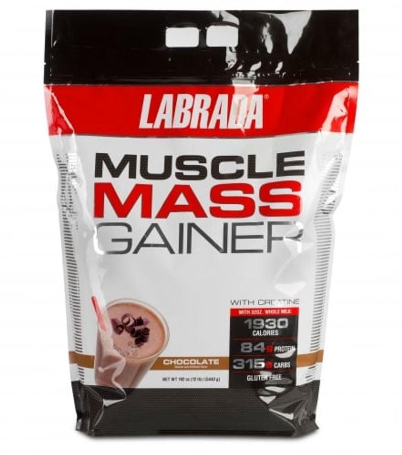 Sữa Tăng Cân Muscle Mass Gainer 12Lbs
