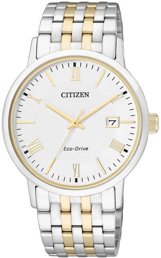 Đồng Hồ Citizen Eco-Drive BM6774-51A Lịch Lãm
