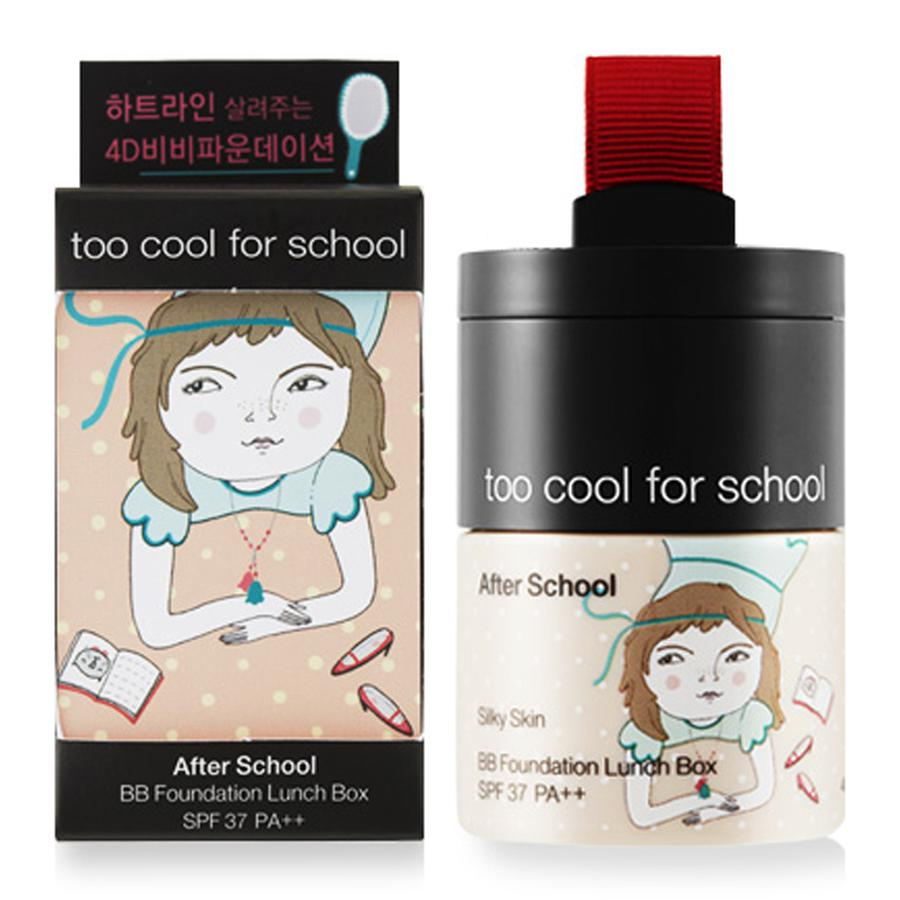 Kem Nền Too Cool For School BB Foundation 3 Trong 1