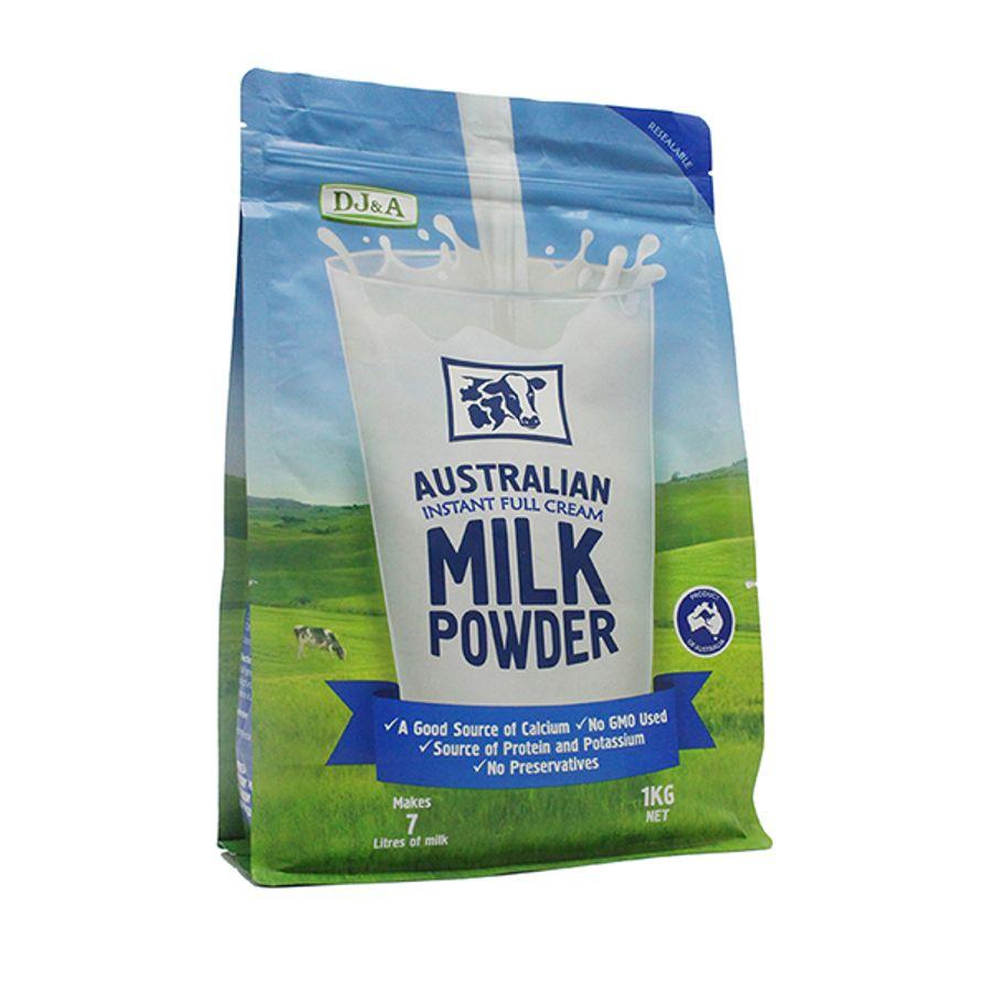 Sữa Tươi Nguyên Kem Dạng Bột DJ&A Của Úc