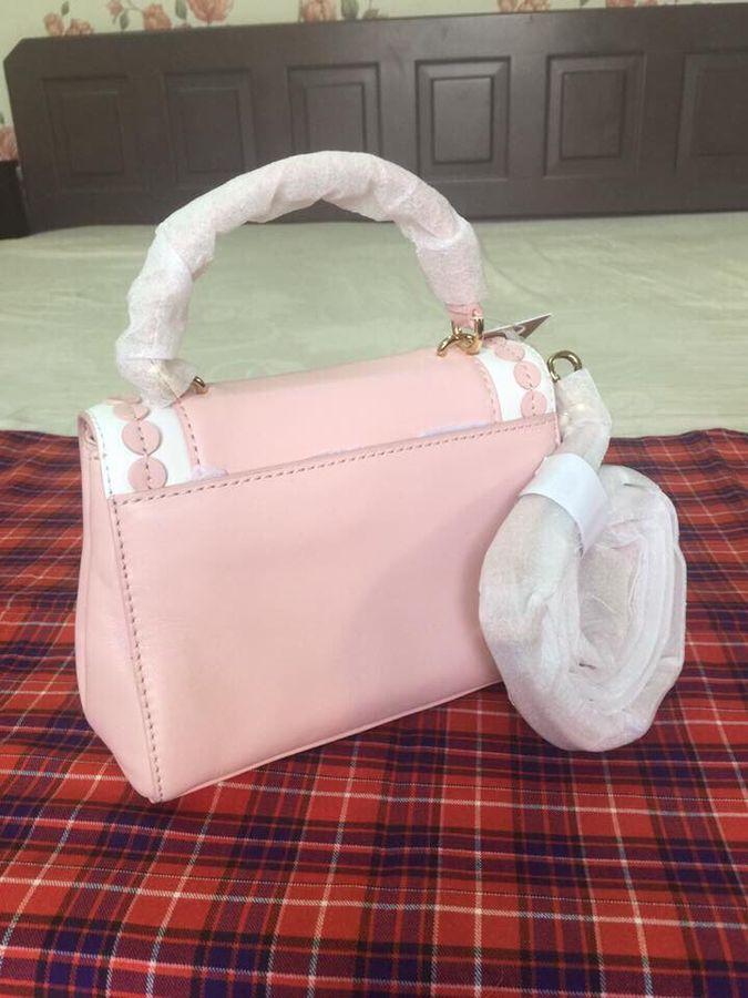 Túi Michael Kors Ava Applique Màu Blossom - White