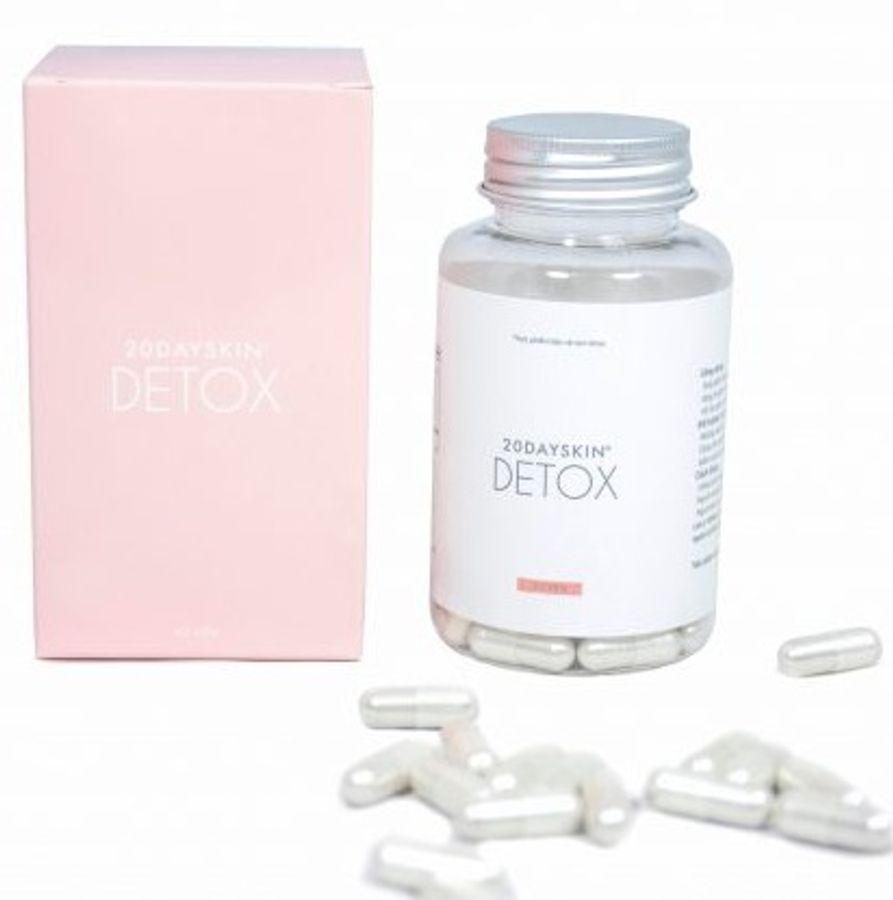 20 Day Skin Detox – Tuyệt Chiêu Giảm Cân, Giữ Dáng
