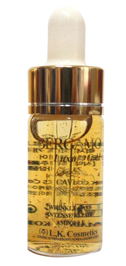 Serum Bergamo Luxury Gold Collagen & Caviar Ngừa Lão Hóa