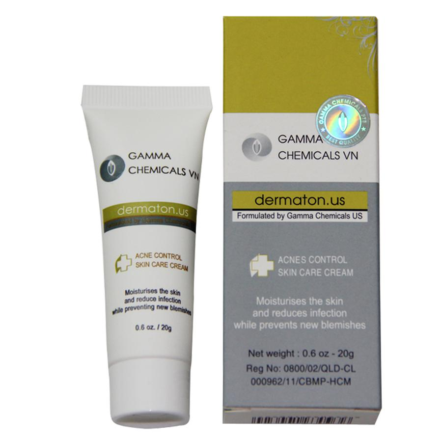 Kem Trị Mụn Gamma Chemicals 20g
