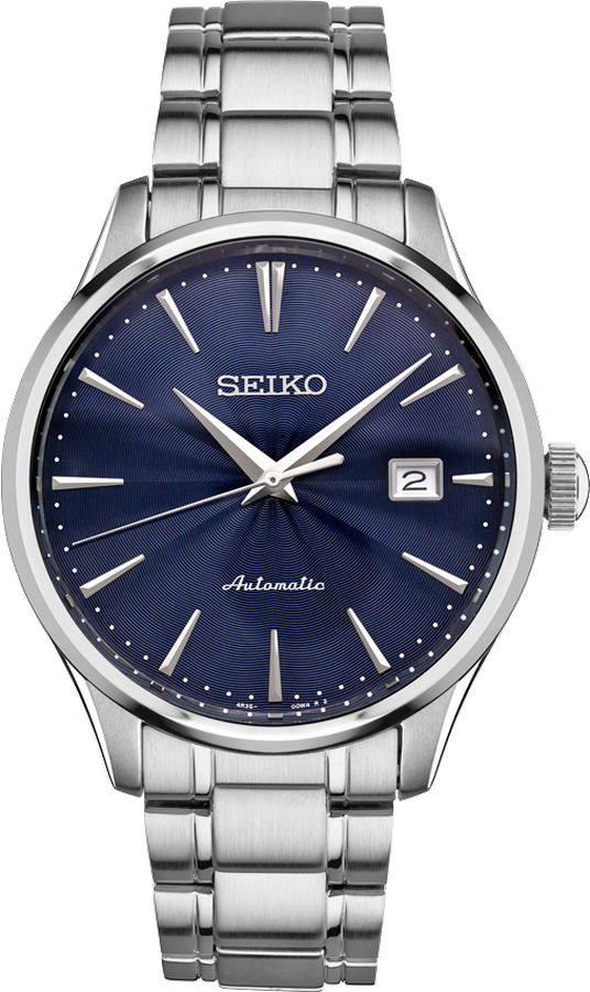 Đồng Hồ Seiko Core Automatic SRPA29 Trẻ Trung, Lịch Lãm